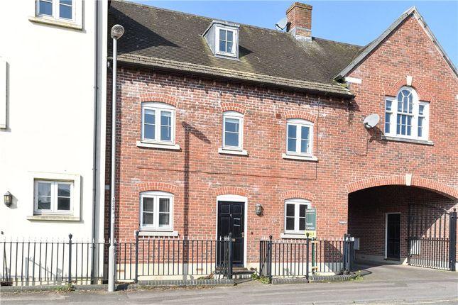 Thumbnail Terraced house for sale in St. Leonards Court, St. Leonards Avenue, Blandford Forum