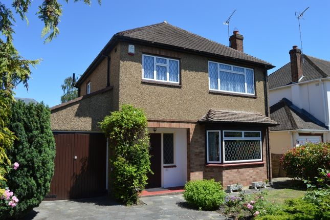 Thumbnail Detached house for sale in Nelmes Crescent, Hornchurch