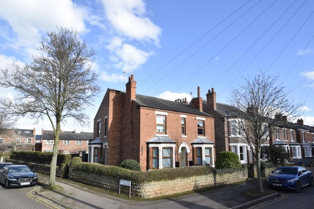 Thumbnail Detached house for sale in Trevelyan Road, West Bridgford, Nottingham