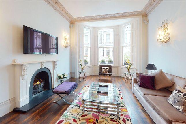 Maisonette to rent in Stafford Terrace, Kensington, London