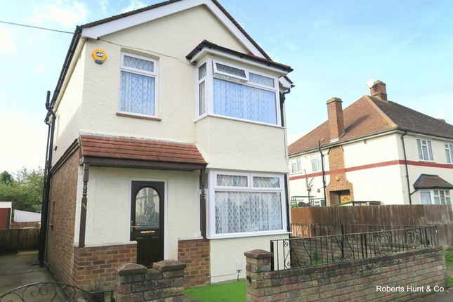 Thumbnail Detached house for sale in Shaftesbury Avenue, Feltham