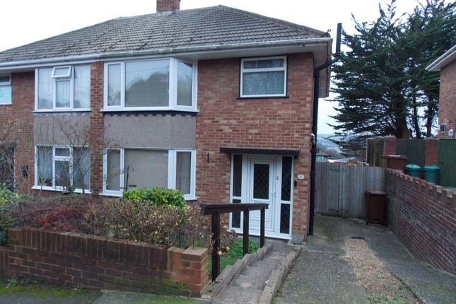 Semi-detached house for sale in Poplar Close, Strood
