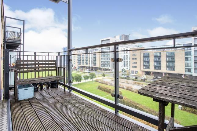 Flat for sale in Jones Point House, Ferry Court, Cardiff, Caerdydd