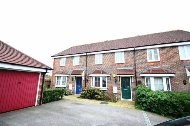 Thumbnail Terraced house to rent in Wallis Gardens, Newbury