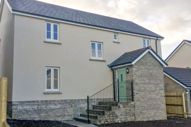 Thumbnail Detached house for sale in Amroth (Plot 24), Green Meadows Park, Narberth Road, Tenby