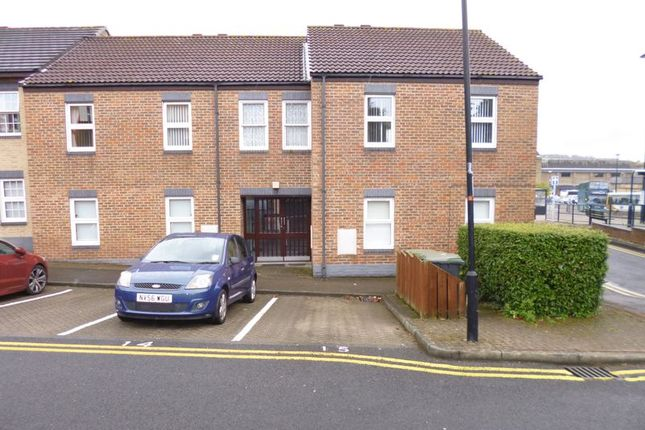 Thumbnail Flat for sale in Gainsborough Court, Bishop Auckland