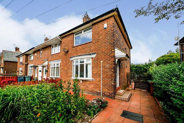 Thumbnail End terrace house for sale in St. Lukes Road, Sunderland, Tyne And Wear