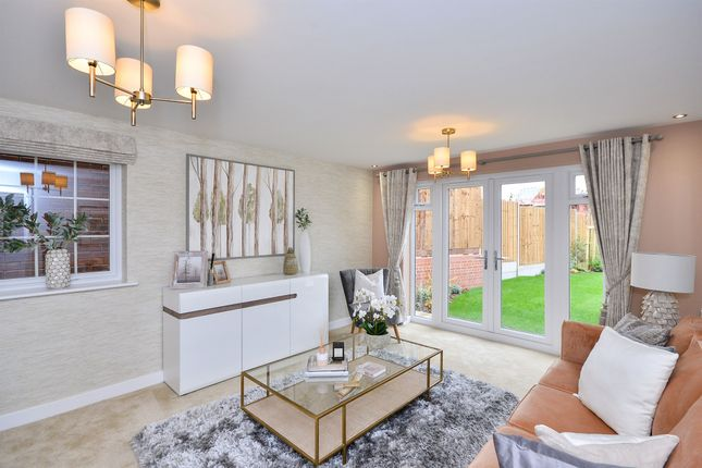Thumbnail Detached house for sale in Dunstall Park, Ventura Park Road, Tamworth