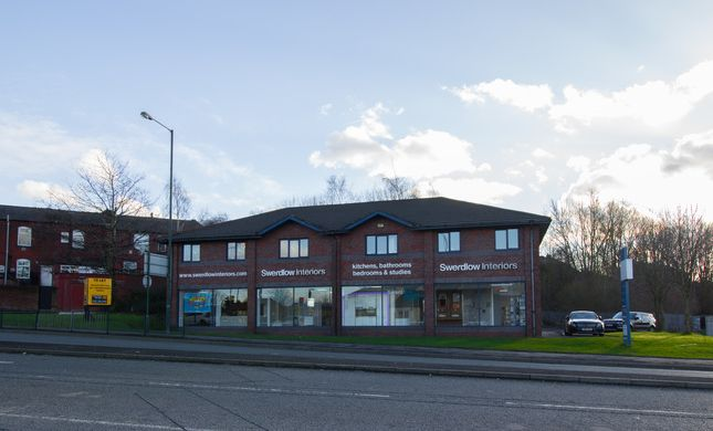 Thumbnail Office to let in Lodge Brow, Radcliffe, Manchester