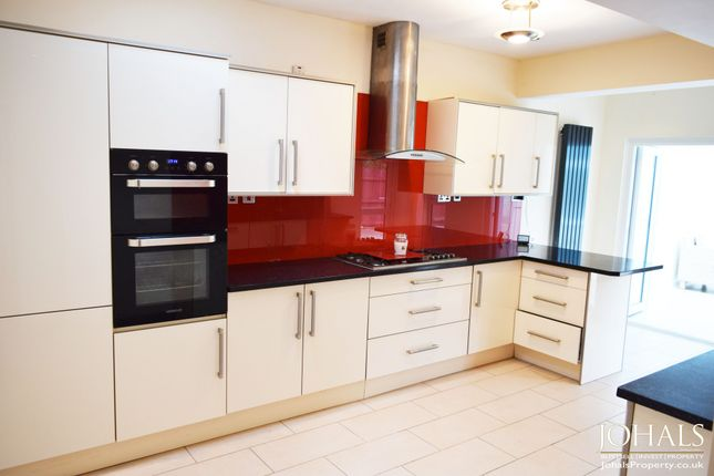 Thumbnail Semi-detached house to rent in Highway Road, Leicester