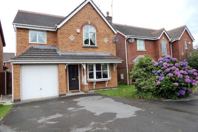 4 bed detached house for sale in School Lane, Lostock Hall, Preston