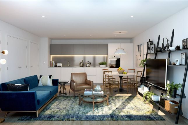 Thumbnail Flat for sale in Bond House, New Cross Gate, London