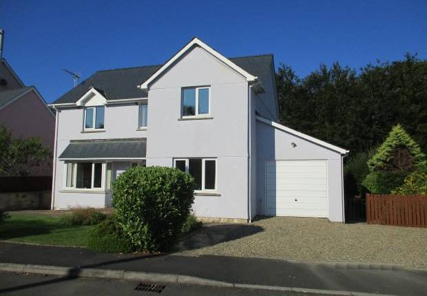 3 bed property for sale in Spring Meadow, Cenarth, Ceredigion SA38