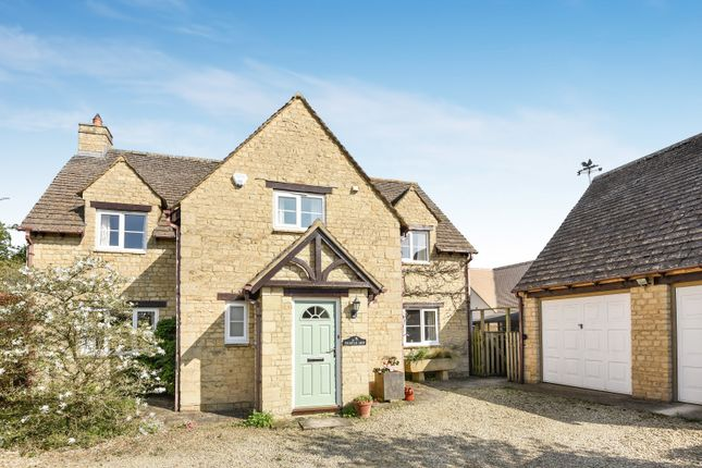 Thumbnail Detached house to rent in Bushey Drive, Clanfield, Bampton
