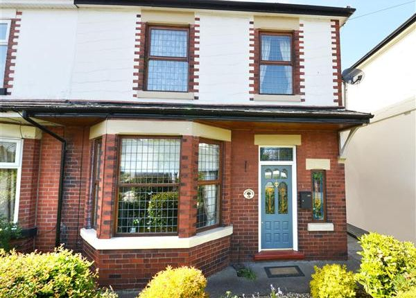 Thumbnail Semi-detached house for sale in Simister Lane, Prestwich, Manchester