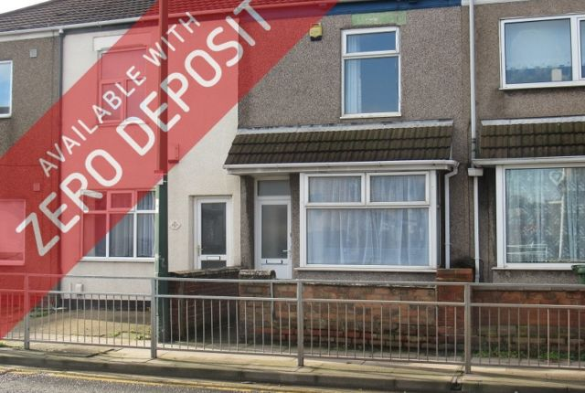 Thumbnail Terraced house to rent in Ladysmith Road, Grimsby
