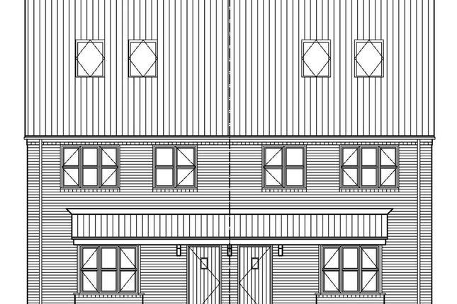 Thumbnail Semi-detached house for sale in Watling Street, Mountsorrel, Loughborough