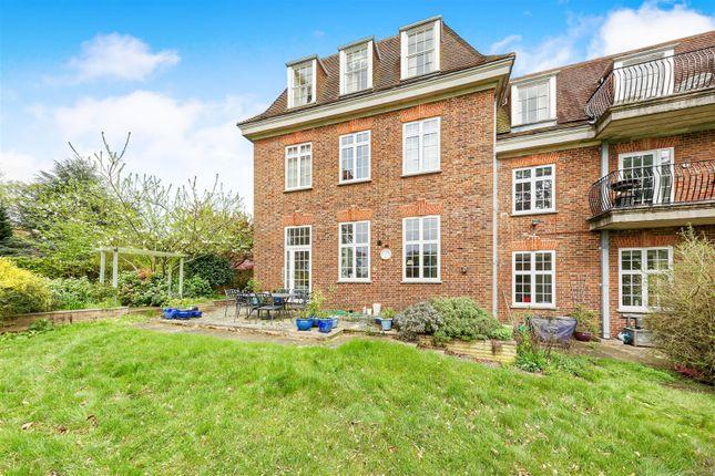 Thumbnail Flat for sale in Tulk House, Ottershaw Park, Chertsey