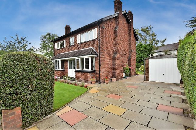 Thumbnail Detached house for sale in Beechpark Avenue, Manchester