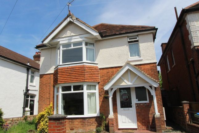 Thumbnail Detached house for sale in Newlands Avenue, Southampton