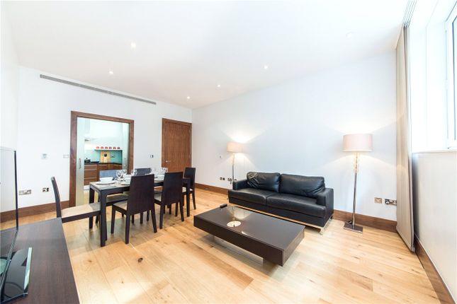 Reception Room of Parkview Residence, 219 Baker Street, London NW1