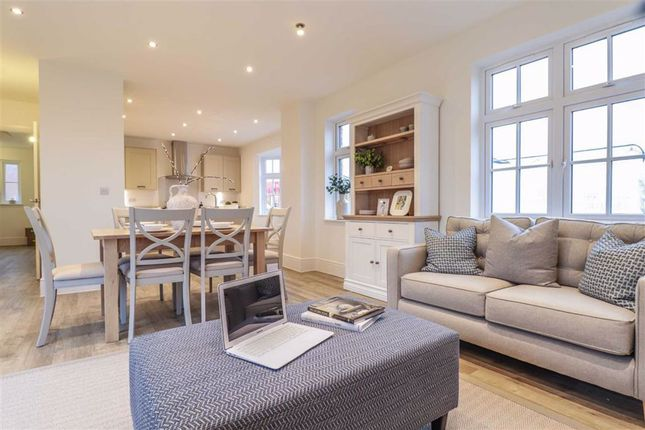 Thumbnail Detached house for sale in The Maples, Buntingford, Herts