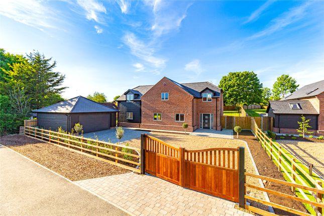 Thumbnail Detached house for sale in The Drift, Little Gransden, Sandy