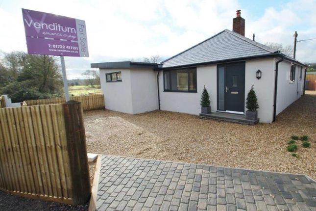 3 bed detached house for sale in Locks Lane, Quidhampton, Salisbury