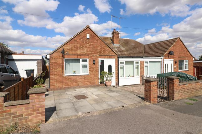 Thumbnail Semi-detached bungalow for sale in Morris Avenue, Rushden