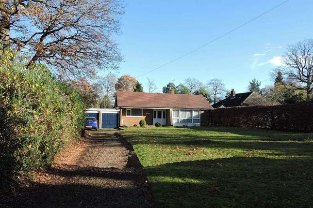 3 bed bungalow for sale in Eastwick Drive, Bookham, Leatherhead