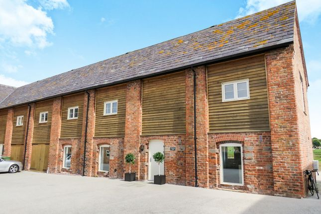 Thumbnail Barn conversion for sale in Wrexham Road, Ridley, Tarporley
