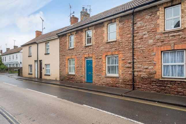 Thumbnail Terraced house for sale in Church Street, Cheddar, Somerset