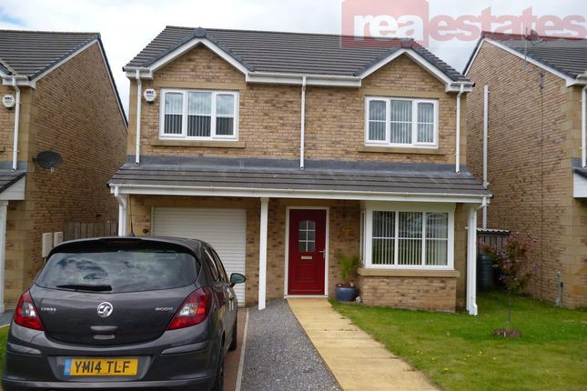 Thumbnail Detached house to rent in Castlefields, Toft Hill, Bishop Auckland