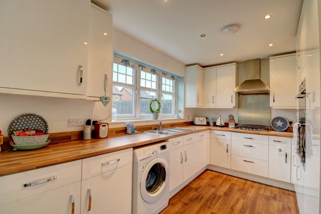 Kitchen of Gullane Drive, Dumfries DG1