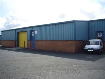 Thumbnail Light industrial to let in Various Industrial/Warehouse Units, Sycamore Trading Estate, Squires Gate Lane, Blackpool, Lancashire