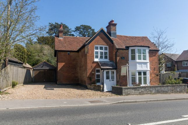 Thumbnail Detached house for sale in Swan Green, Emery Down, Lyndhurst