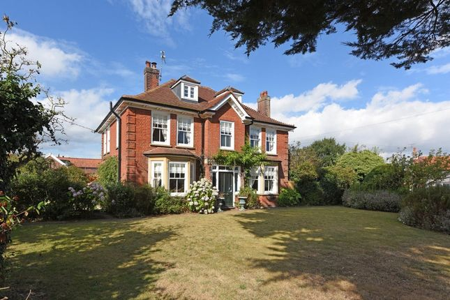 Thumbnail Detached house for sale in The Firs, Jermyns Road, Reydon, Southwold