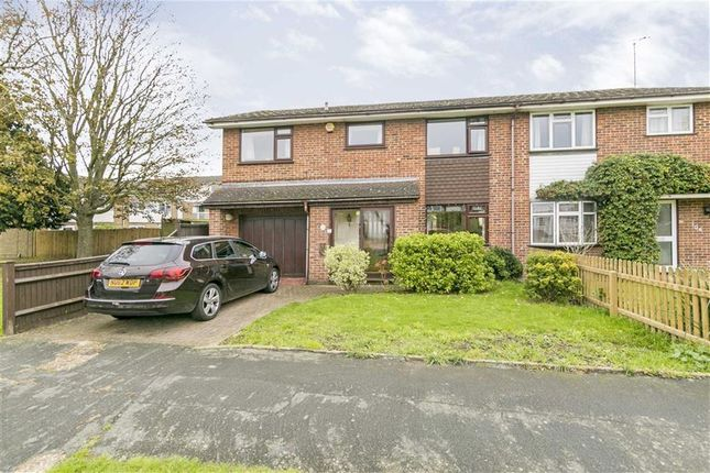 4 bed semi-detached house for sale in Amis Avenue, West Ewell, Surrey