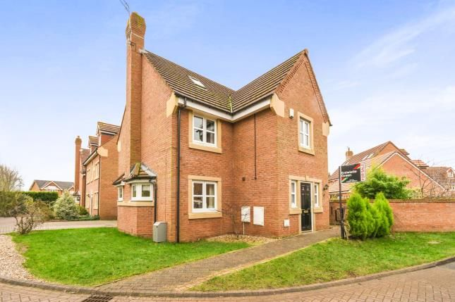 Thumbnail Detached house for sale in Holford Moss, Sandymoor, Cheshire, Sandymoor