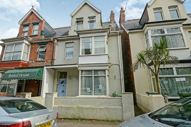 Thumbnail Terraced house for sale in Garfield Road, Paignton