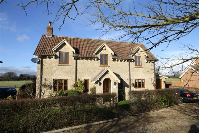 Thumbnail Detached house for sale in Sunnyside Close, Christian Malford, Wiltshire