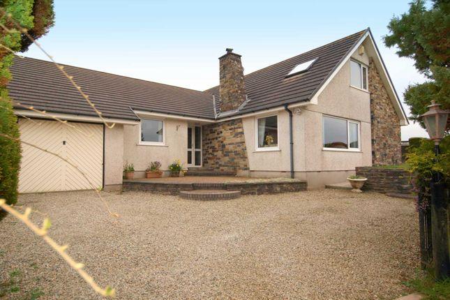 Thumbnail Detached bungalow for sale in Golberdon, Callington