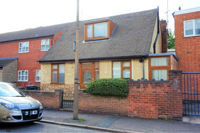Front of Beaumanor Road, Off Abbey Lane LE4