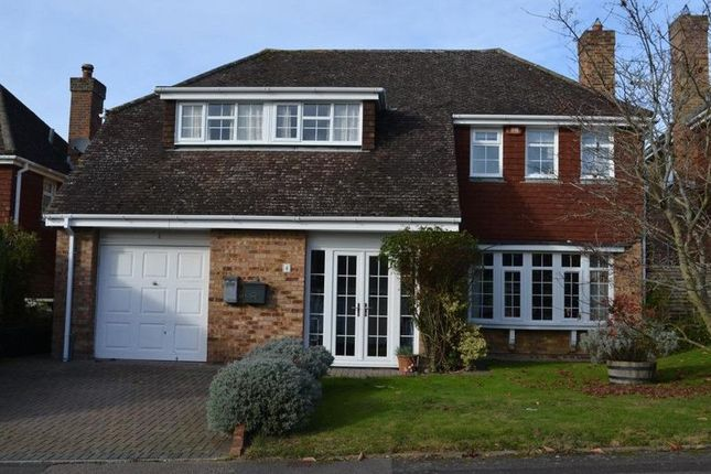 Thumbnail Detached house for sale in Wells Close, Tonbridge