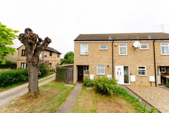 Thumbnail Semi-detached house to rent in High Street, Chesterton, Cambridge
