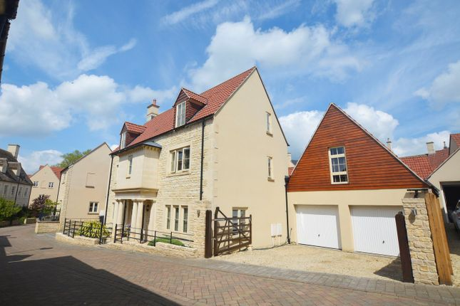 Thumbnail Link-detached house for sale in Fortescue Street, Norton St Philip, Bath