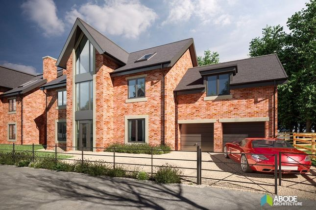 Thumbnail Detached house for sale in Plot Four, Ferneyfield Development, Hunt Lane, Chadderton