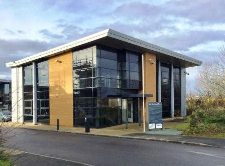 Office for sale in 21 De Havilland Drive, Liverpool