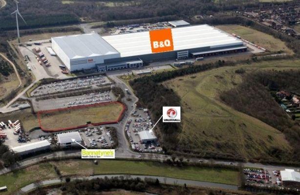 Thumbnail Industrial to let in Land At Manton Wood, Retford Road, Worksop, Nottinghamshire