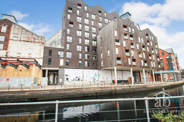 1 bed flat for sale in Quayside, The Mill, College Street, Ipswich IP4
